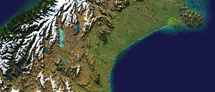 images satellites géoréférencées